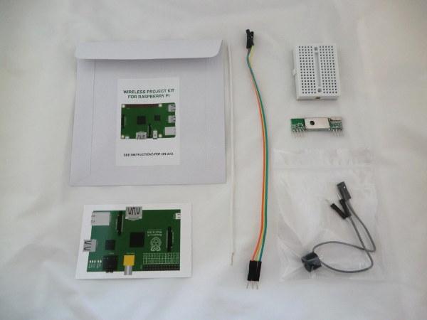 Doesnu0027t include Raspberry Pi Pi camera module SD card wireless doorbell wireless PIR wireless driveway alarm mobile phone etc. & Wireless Internet Doorbell / Drive Alarm System project for ...